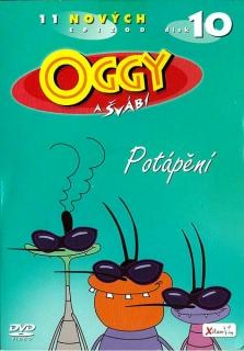 Oggy a švábi 10 - Potápění - DVD