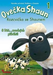 Ovečka Shaun: Rozcvička se Shaunem - DVD
