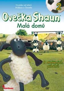 Ovečka Shaun: Malá domů - DVD