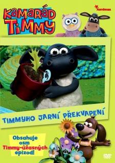 Kamarád Timmy: Timmyho jarní překvapení - DVD