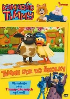 Kamarád Timmy: Timmy jde do školky - DVD
