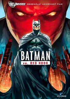 Batman vs. Red Hood ( plast ) - DVD