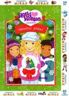 Holly Hobbie a její přátelé - Vánoční přání - DVD