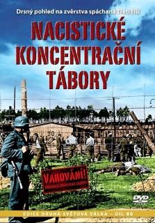 Nacistické koncentrační tábory - DVD