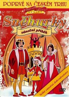 Sněhurky vánoční příběh - DVD