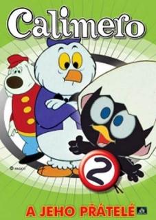 Calimero a jeho přátelé 2 - DVD