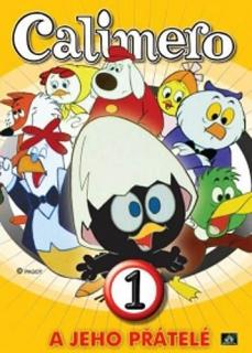 Calimero a jeho přátelé 1 - DVD
