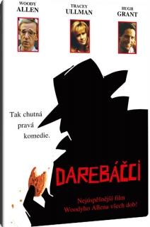 Woody Allen - Darebáčci - DVD