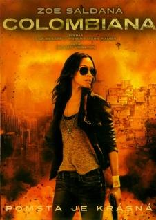 Colombiana - DVD