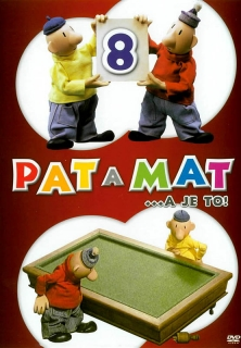 Pat a Mat 8 A je to - DVD