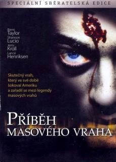 Příběh masového vraha - DVD