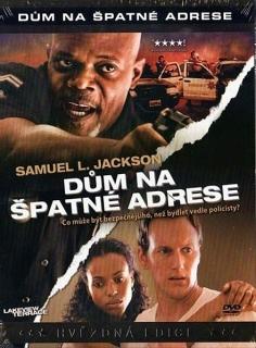 Dům na špatné adrese - DVD