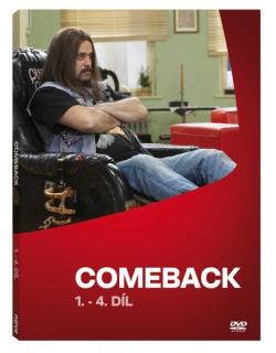 Comeback 1-4 díl - DVD