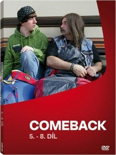 Comeback 5-8 díl - DVD