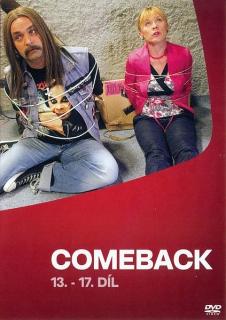 Comeback 13-17. díl - DVD
