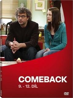 Comeback 9.-12. díl - DVD