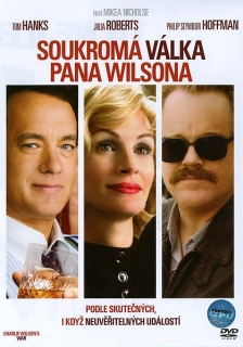 Soukromá válka pana Wilsona - DVD plast
