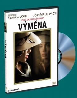 Výměna - DVD plast