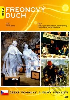 Freonový duch - DVD