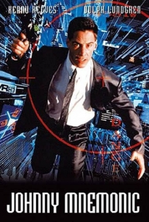 Johnny Mnemonic ( slim ) DVD