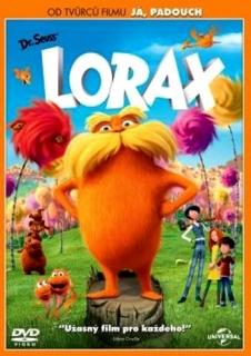 Lorax - DVD
