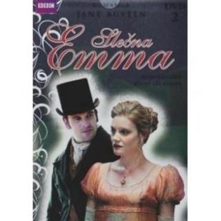 Slečna Emma 2-  DVD