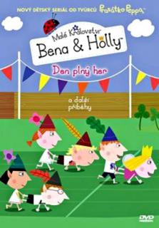 Malé království Bena a Holly: Den plný her - DVD