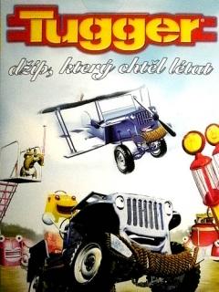 Tugger - džíp, který chtěl létat - DVD