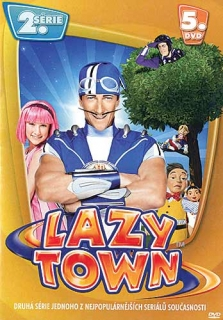 Lazy Town DVD 5 - II. serie
