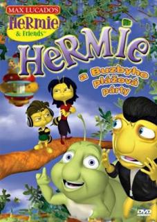Hermie a Buzbyho plážová párty - DVD