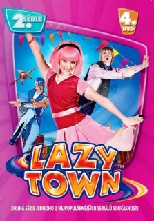 Lazy Town DVD 4 - II. serie