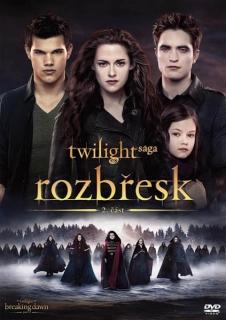 Twilight sága - Rozbřesk 2. část - DVD