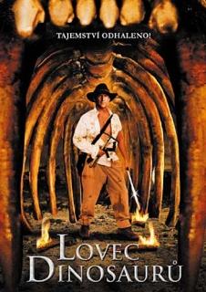 Lovec dinosaurů - DVD