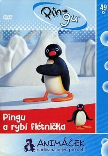 Pingu a rybí flétnička - DVD