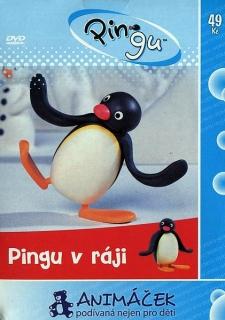 Pingu v ráji - DVD