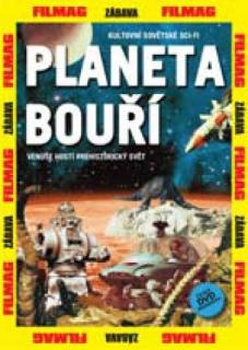 Planeta bouří - DVD