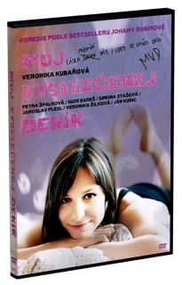 Můj vysvlečenej deník - DVD