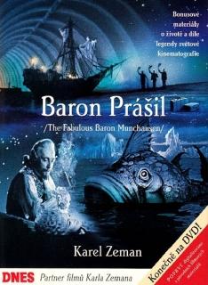 Baron Prášil - DVD