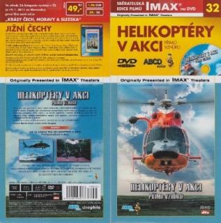 IMAX - 32 - Helikoptéry v akci - Přímo vzhůru - DVD
