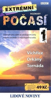 Extrémní rozmary počasí 1 - DVD