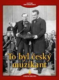 To byl český muzikant - DVD
