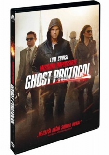 Mission Impossible - Ghost Protocol - DVD