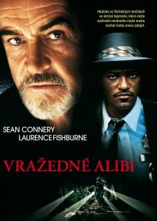 Vražedné alibi - DVD plast