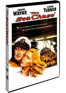 The Sea Chase - Pronásledování na moři - DVD plast