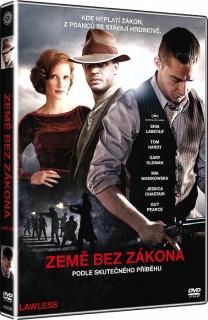 Země bez zákona - DVD