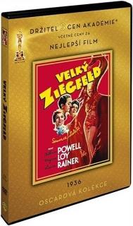 Velký Ziegfeld - DVD