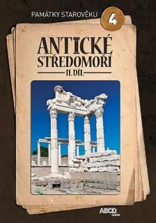 Památky starověku 4 - Antické středomoří II. - DVD