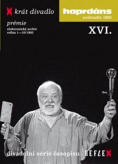 Haprdáns - X - krát divadlo - DVD