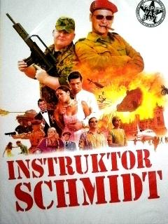 Instruktor Schmidt - DVD