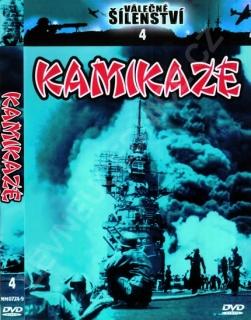 Válečné šílenství 2 - Kamikaze ( pošetka ) - DVD